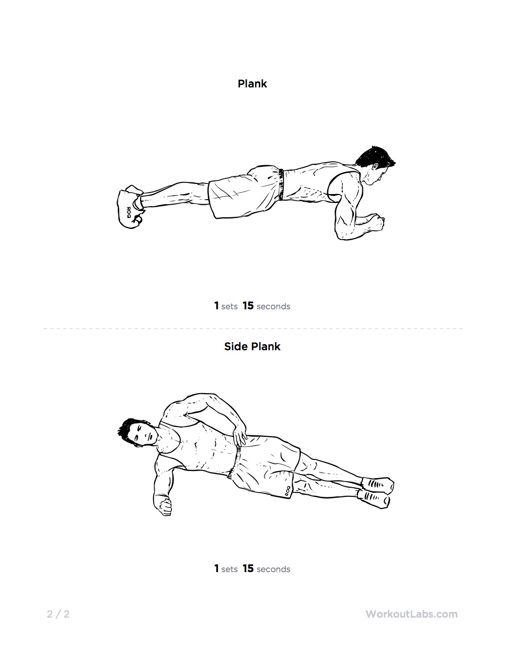 daily quickie essential at home workout for guys