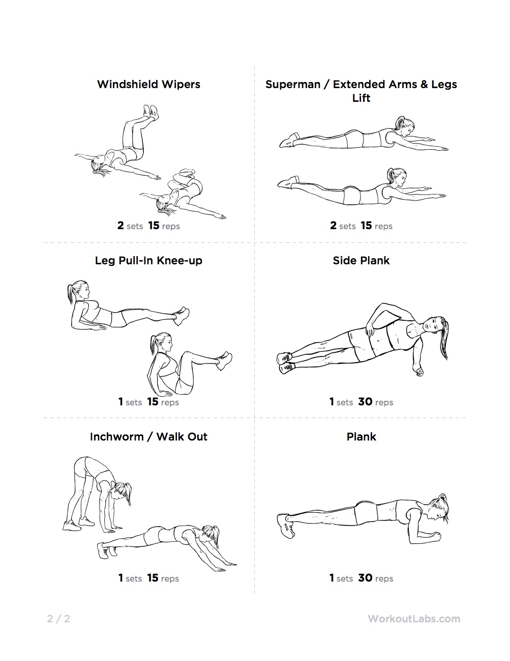 Belly fat exercises for women over 50