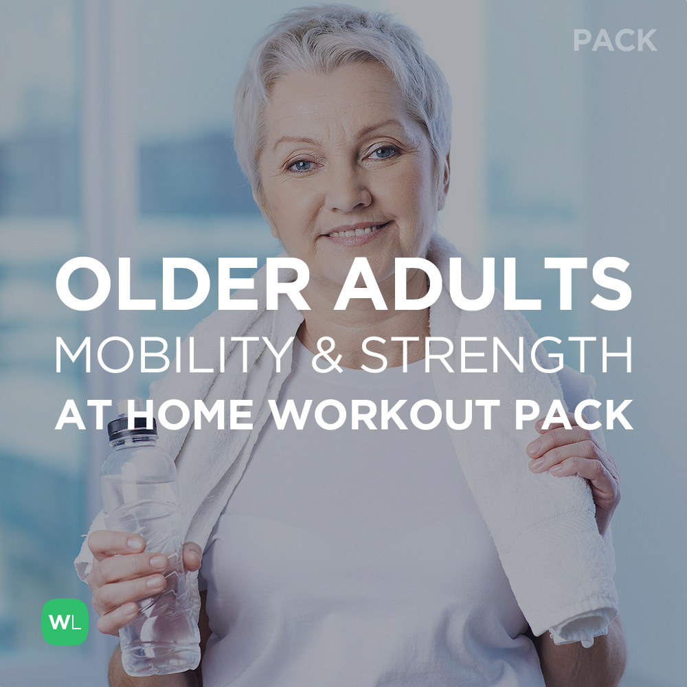 ... Adults Mobility & Strength at Home Workout Pack for Seniors & Elderly