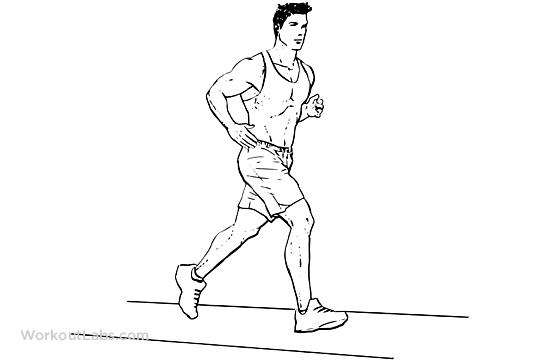 cardio � running jogging treadmill workoutlabs