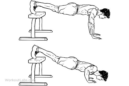 how to teach push ups
