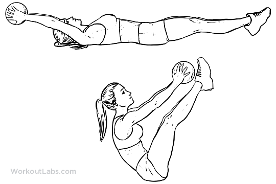 Medicine Ball Oblique Exercises