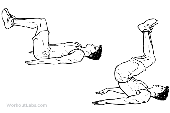 attack your abs with these 4 exercises