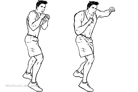 Shadow Boxing Workoutlabs