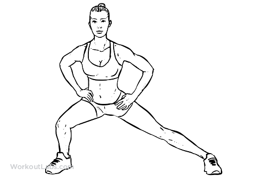 How to Do a Standing Hamstring Stretch  dummies