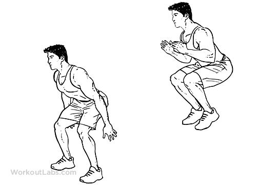 Tuck Jumps | WorkoutLabs