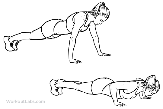 7 Great No Equipment Exercises