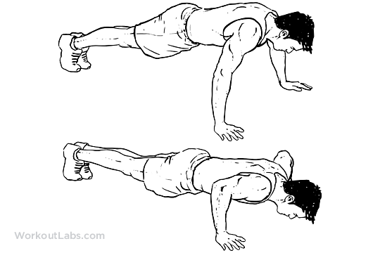 Image result for wide push ups