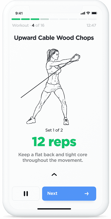 Free Home Workouts for Women and Men