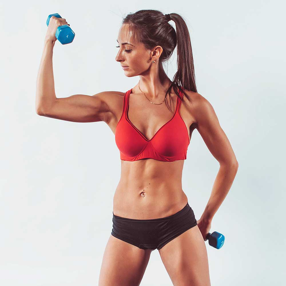 Bingo Wing Bye-Bye: Arm Toning Workout