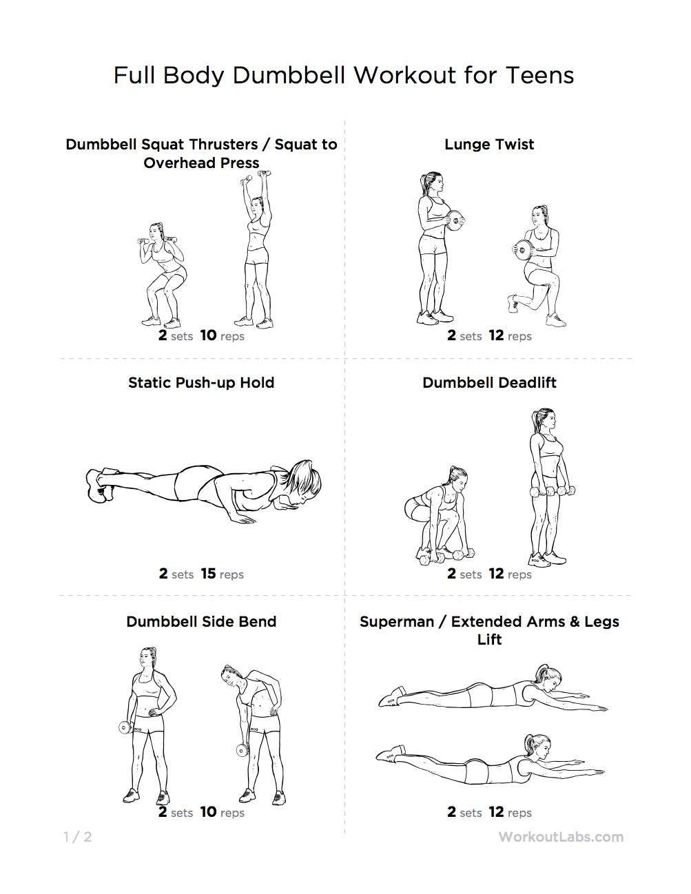 Alicia Marie You Weight Ball Exercises Workout Routines For