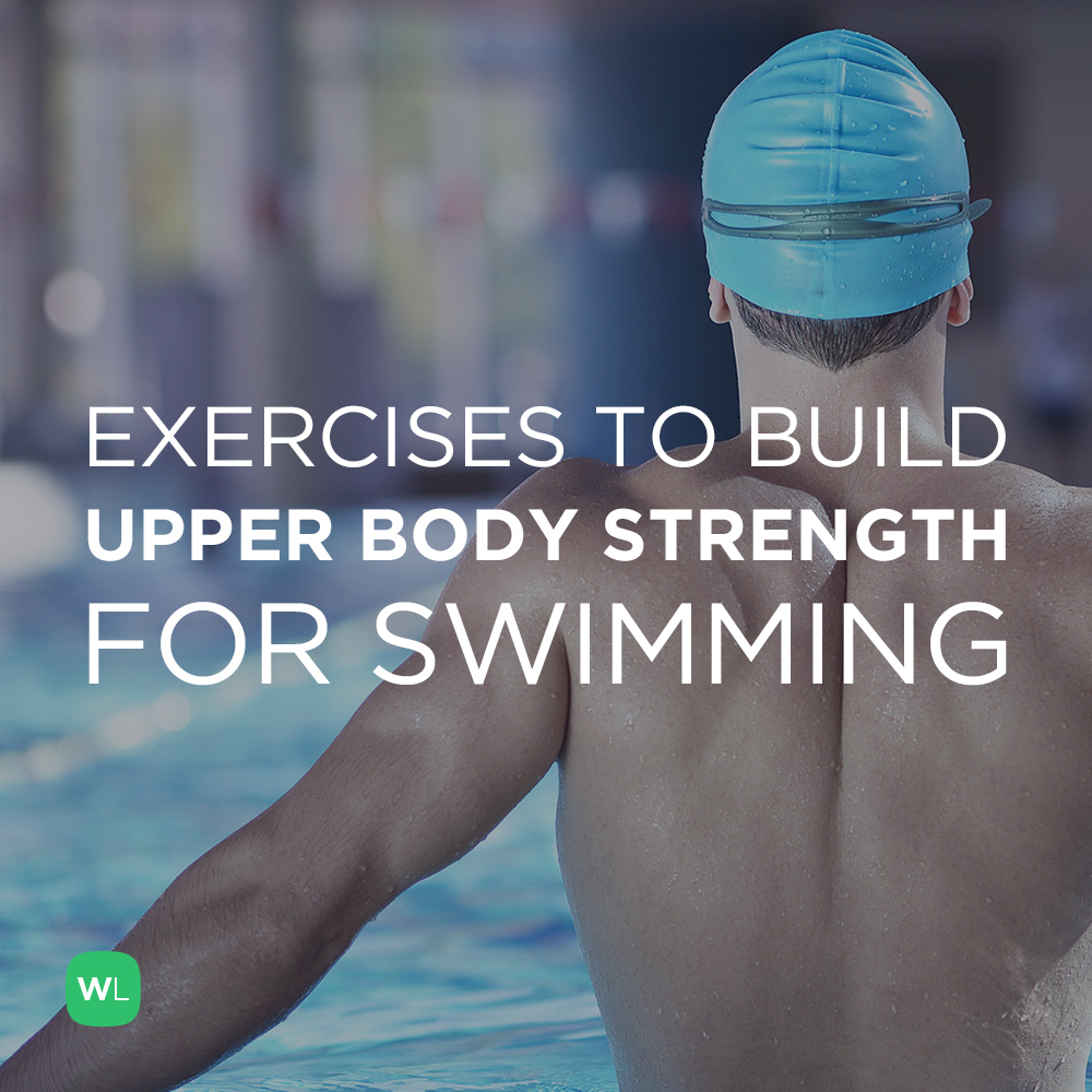 Which Exercises Help In Building Upper Body Strength For Swimming Visit Http