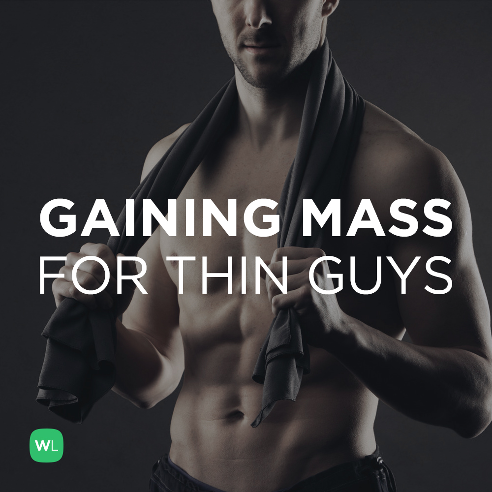 I am a thin guy. How should I train and eat to gain lean muscle mass? Visit https://wlabs.me/1rfBlY6 to find out!