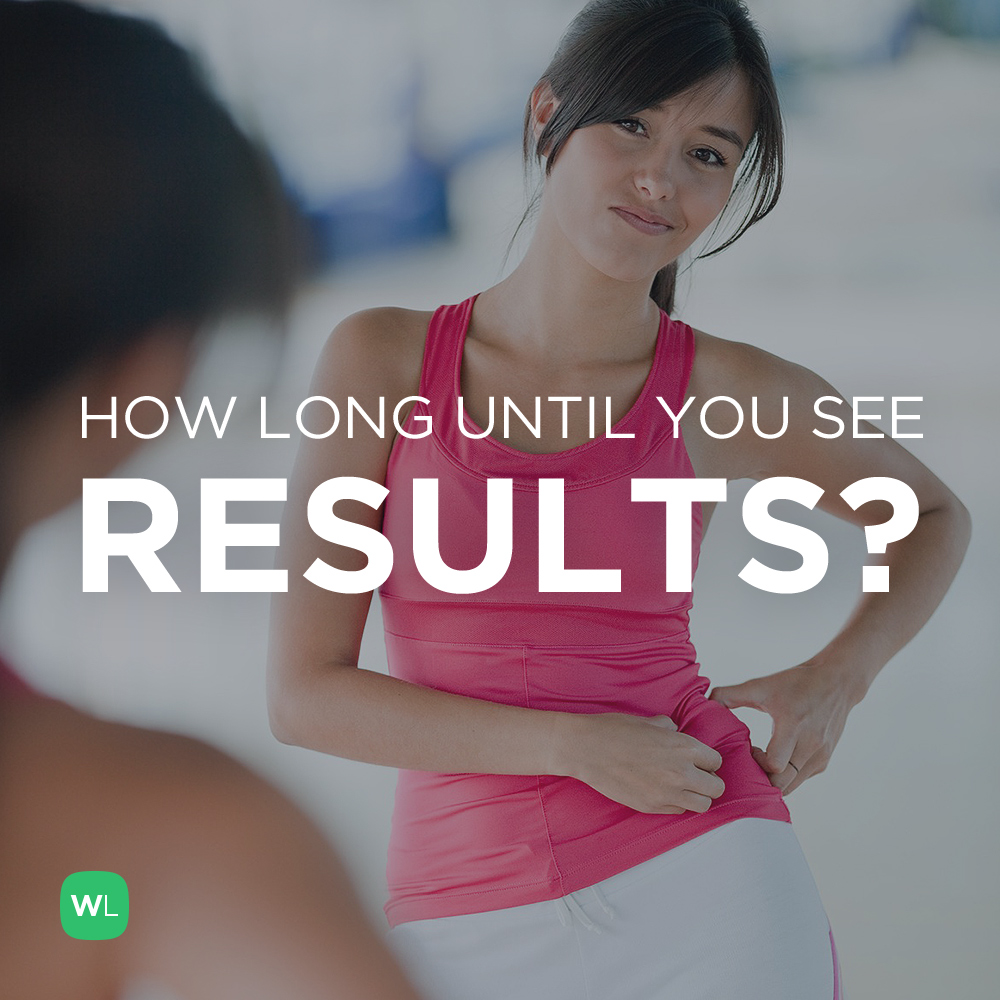 How long does it take for results to start showing with regular workouts? Visit https://wlabs.me/1CoGW0v to find out!