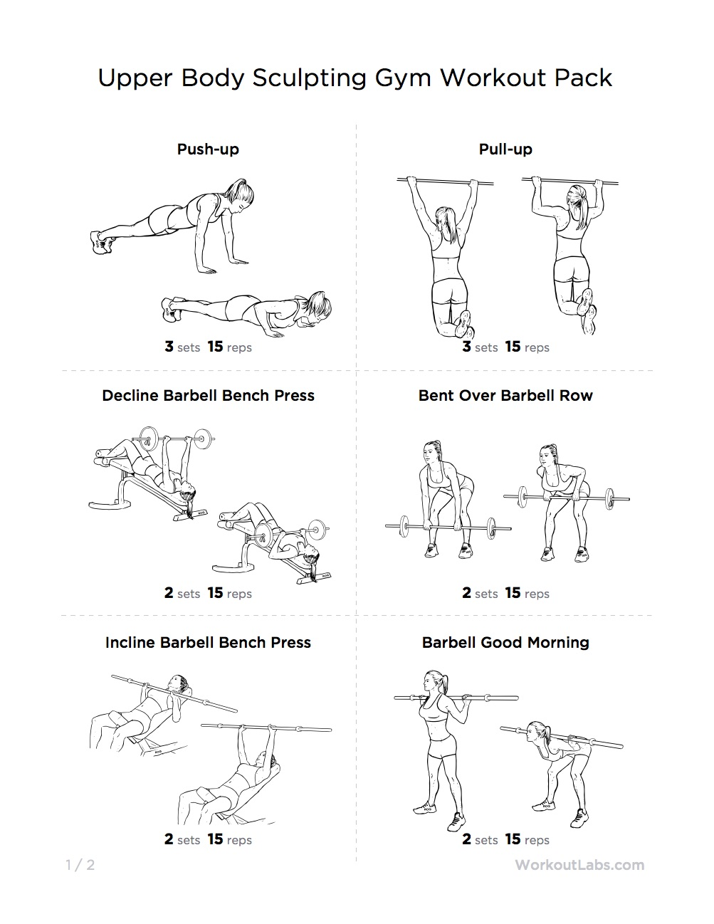 Upper Body Workouts For Menweight Loss Patches Ukmeals To Lose Weight In 2 Weeks