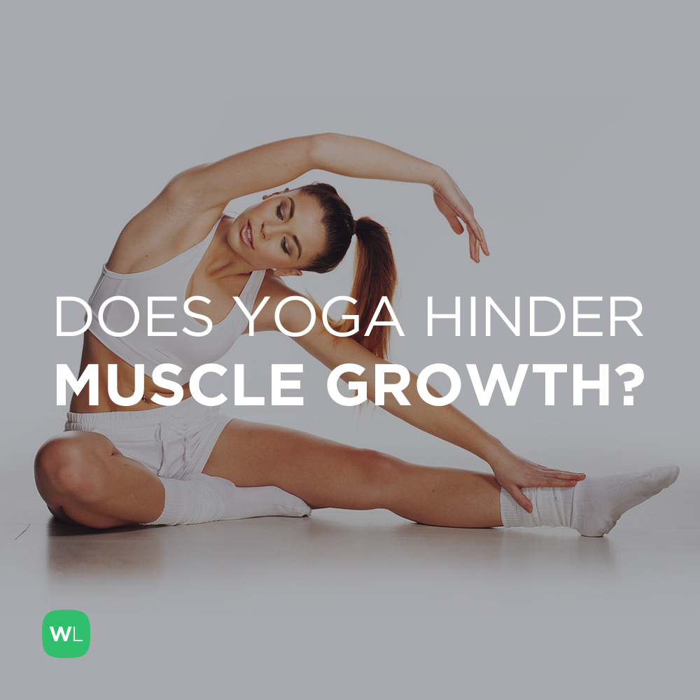 Do yoga and stretches on my rest days hinder muscle growth? Visit https://wlabs.me/1wMCV33 to find out!