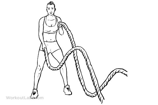 Battle Rope Snakes