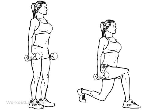 dumbbell lunges workoutlabs jumping jacks diagram speakon cable wiring diagram jacks #2